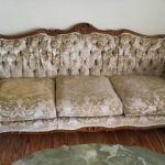 3θεσιος καναπές και 2 πολυθρόνες