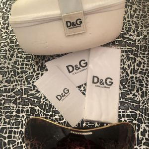 Authentic Dolce & Gabbana D&G