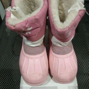 Χειμωνιάτικα μποτάκια για κορίτσια DPAM εξαιρετικά ζεστά