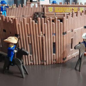 Playmobil  οχυρό