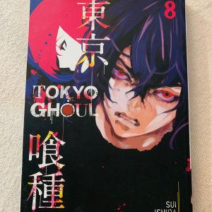 Tokyo ghoul vol.8 manga