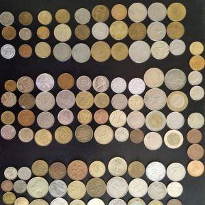 Διάφορα ξένα νομίσματα