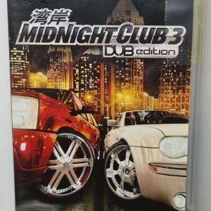 PSP MIDNIGHT CLUB 3 DUB EDITION USED