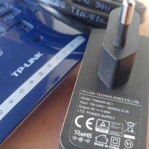 Modem/Router TP-LINK TD-W8960N v.7