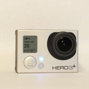 Gopro HERO 3+ (Silver Edition)