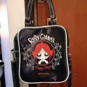 Ruby Glooms τσάντα μαυρη
