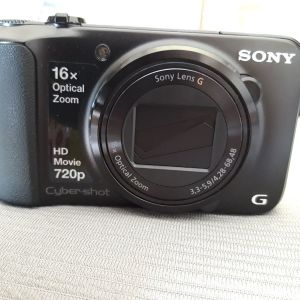 SONY Cyber-shot DSC-H90 16x Optical Zoom HD Movie 720p