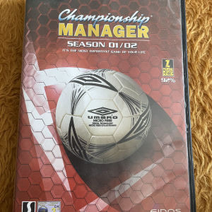 PC Game Championship Manager