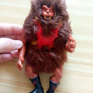 MASTERS OF THE UNIVERSE GRIZZLOR