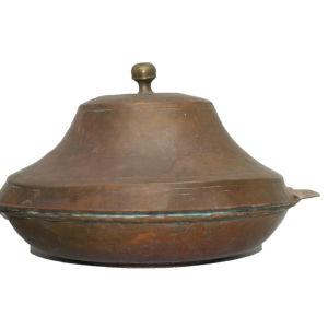 Χάλκινο - μπακιρένιο σκεύος 1920s