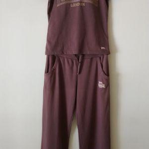 LONSDALE LONDON  sport  size 12 UK Medium  μπλουζάκι και παντελόνι μεταχειρισμένο