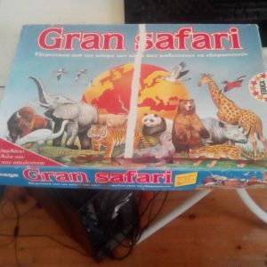 Gran safari Επιτραπέζιο