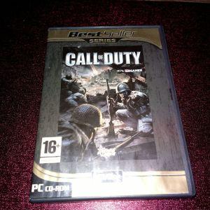Call of Duty (PC) 2 δίσκοι.