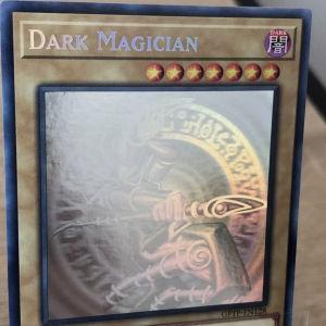Dark magician ghost rare
