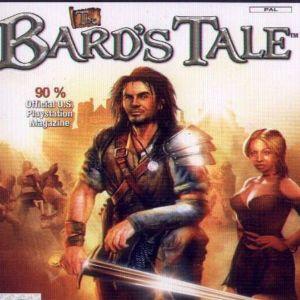 BARD' S TALE - PS2