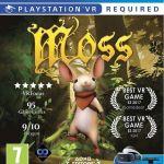 Moss για PS4 PS5 PSVR