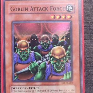 Goblin Attack Force Super Rare
