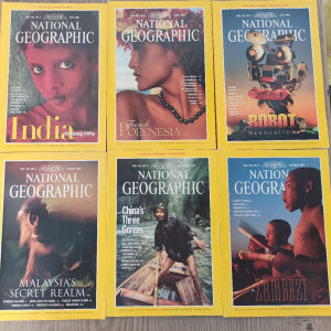 NATIONAL GEOGRAPHIC 26 ΤΕΥΧΗ 1997-2009