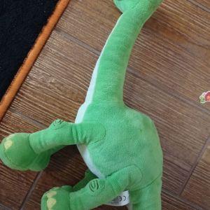 Λούτρινο disney καλοσαυρος αυθεντικό