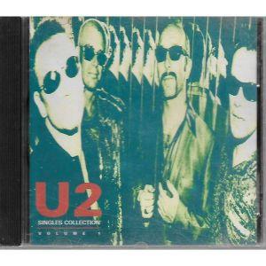 CD / U2 SINGLES COLLECTION