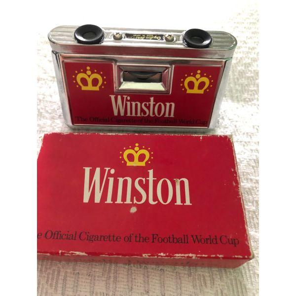 Winston diafimistika kialia gipedou -retro wold cup