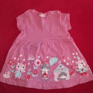Φόρεμα (80cm - 12 μηνών)