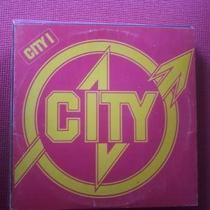 CITY (βινυλιο/δισκος pop rock/prog rock)