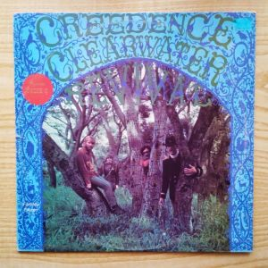 CREEDENCE CLEARWATER REVIVAL - Creedence Clearwater Revival (1968) Δισκος Βινυλιου Classic Southern Rock