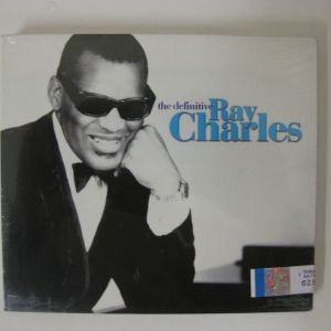 """RAY CHARLES """"THE DEFINITIVE"""" - ΔΙΠΛΟ CD"""