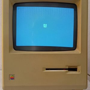 Apple Macintosh 512k ΣΥΛΛΕΚΤΙΚΟΣ 100% ΛΕΙΤΟΥΡΓΙΚΟΣ
