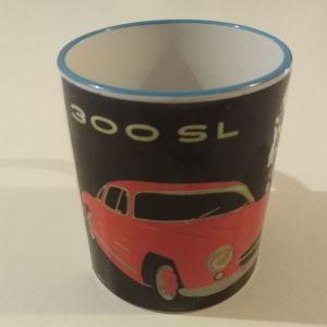 Vintage Mercedes SL 300 With Marilyn Monroe Mug Κουπα Καφε