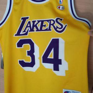 Φανελα/εμφανιση μπασκετ NBA Lakers