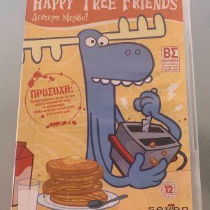 Happy tree friends δεύτερη μερίδα dvd