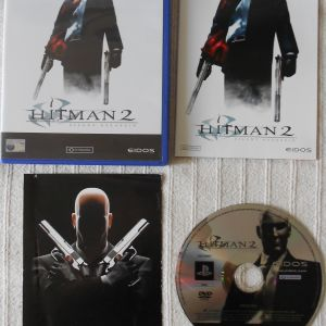 Hitman Collection Ps2
