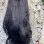 Αλογοουρά - Ponytail - Human Hair- 100% ανθρώπινη τριχα