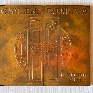 MYLENE  FARMER - MILENIOUM TOUR - LIMITED EDITION  2CDs - Σε άριστη κατάσταση.
