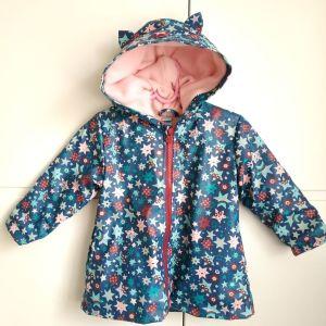 Παιδικό αδιάβροχο μπουφάν της εταιρείας tuc tuc