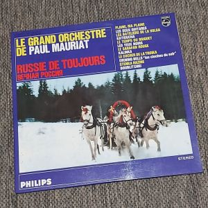 LE GRAND ORCHESTRE DE PAUL MAURIAT - RUSSIE DE TOUJOURS 1977