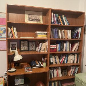 βιβλιοθήκη γραφείο