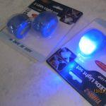 ΛΑΜΠΑΚΙΑ LED ΠΟΔΗΛΑΤΟΥ light 2 Pack