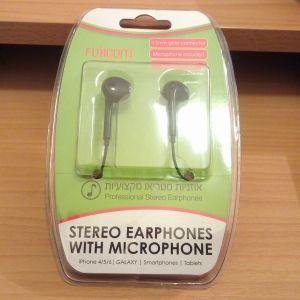 2 ζευγάρια ακουστικά για smartphone, tablet, mp3, κλπ.