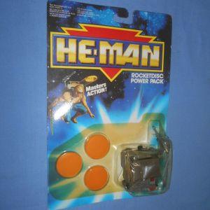 HE-MAN ROCKETDISC POWER PACK
