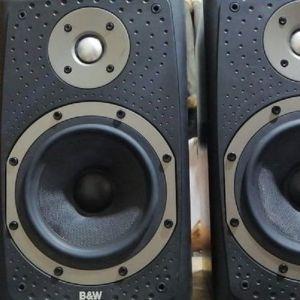 ΗΧΕΙΑ...B&W DM-303...( Made In England )