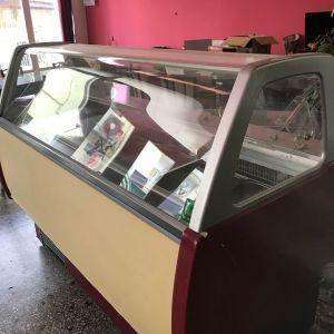 Βιτρίνα παγωτού Framec
