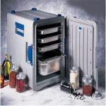 Θερμαινόμενο ηλεκτρικό κουτί μεταφοράς gastronorm