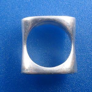 Ασημένιο δακτυλίδι
