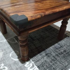 Τραπέζι σαλονιού ξύλινο vintage