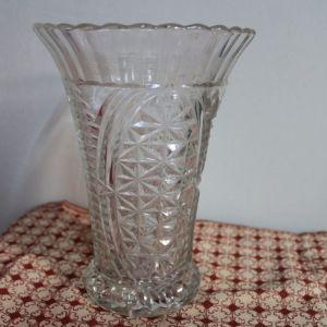 Κρυστάλλινο βάζο (κωδ. 5702)
