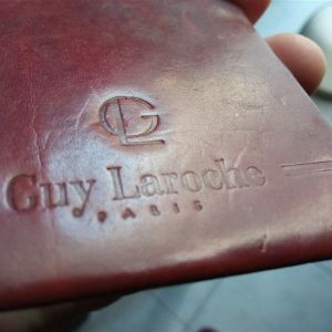 Πορτοφόλι δέρμα Guy Laroche