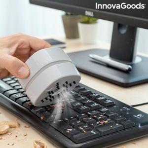 Μίνι Φορητή Ηλεκτρική Σκούπα για την Επιφάνεια Εργασίας Micuum InnovaGoods
